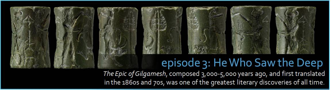 a comprehensive analysis on the epic of gilgamesh Everything you ever wanted to know about gilgamesh in the epic of gilgamesh,  because we are supposed to understand it as the final analysis on gilgamesh's life .