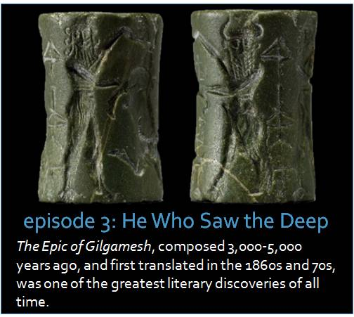the epic of gilgamesh summary The epic of gilgamesh study guide contains literature essays, quiz questions, major themes, quotes, characters, and a full summary and analysis.
