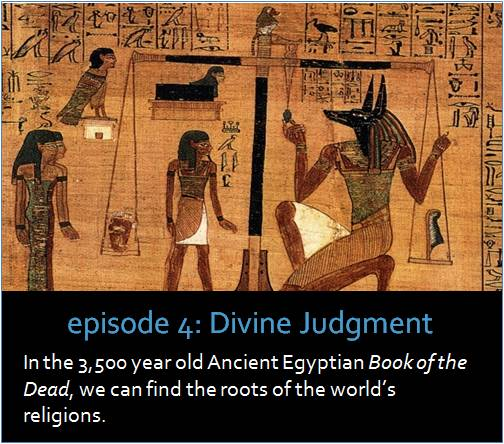 In The 3500 Year Old Ancient Egyptian Book Of Dead We Can Find