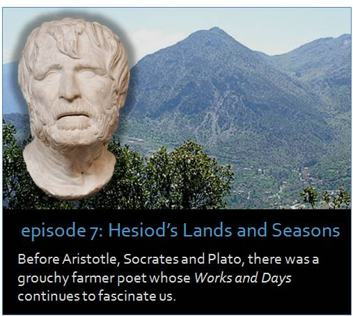 Before Aristotle, Socrates, and Plato, there was a grouchy farmer poet whose Works and Days continues to fascinate us.