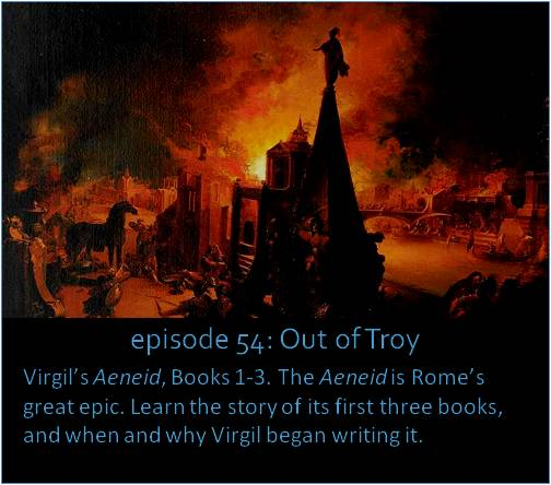 Virgil's Aeneid, Books 1-3. The Aeneid is Rome's great epic. Learn the story of its first three books, and when and why Virgil began writing it.