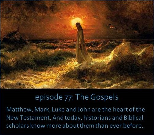Matthew, Mark, Luke and John are the heart of the New Testament. And today, historians and Biblical scholars know more about them than ever before.