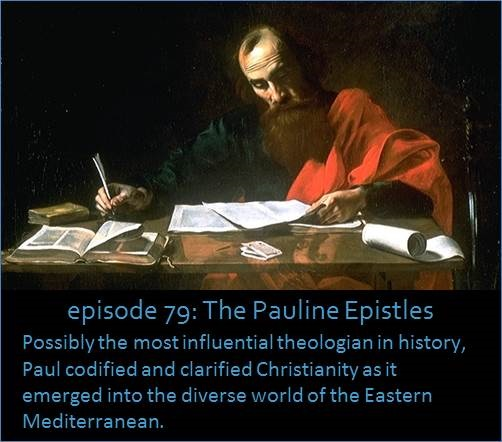 Possibly the most influential theologian in history, Paul codified and clarified Christianity as it emerged into the diverse world of the Eastern Mediterranean.
